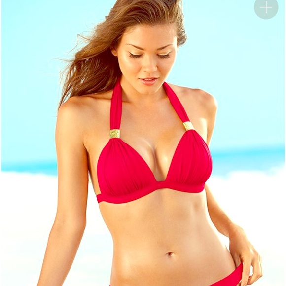 121ea9bb36a6f VENUS Swim | Goddess Enhancer Bikini Top | Poshmark